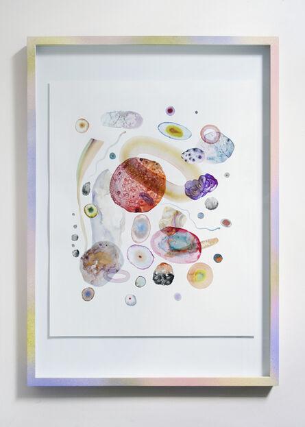 Simone Albers, 'Atom by Atom IV', 2018