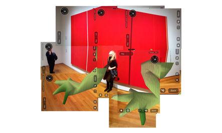 Will Pappenheimer, 'Infestationof New York Abstraction (Bufo Virtanus Heroicus Sublimis)', 2010