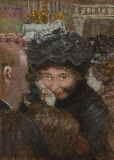 Pierre Bonnard, 'Rue à Paris', 1894-1895