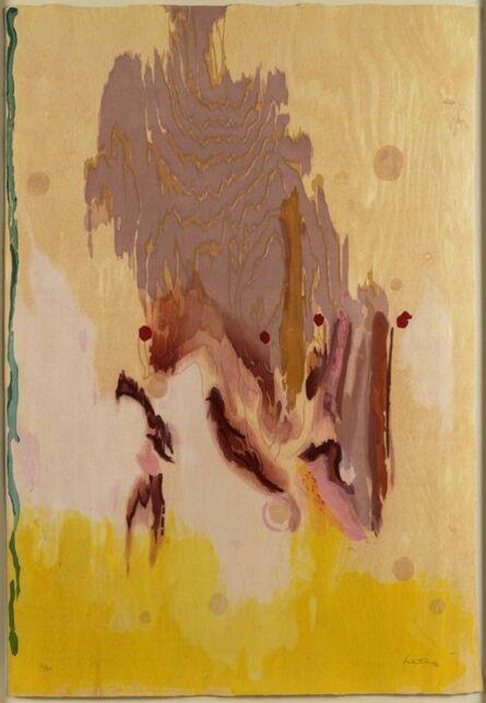 Helen Frankenthaler, 'Geisha', 2003