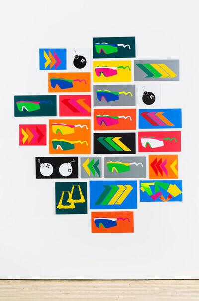 Dan Murphy, 'Various works', 2014