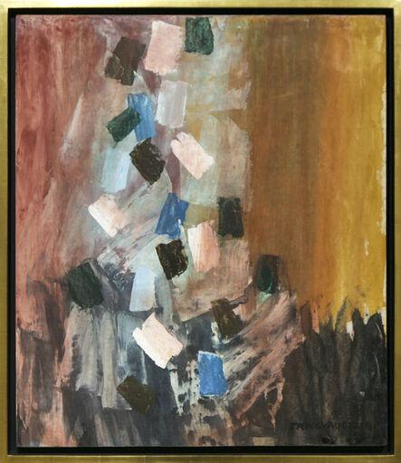Nina Tryggvadottir, 'Eruption VII (NT-OL-59-08)', 1959