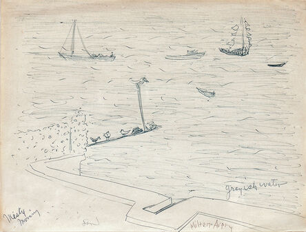 Milton Avery, 'Misty Morning, A Study Of Provincetown', unknown