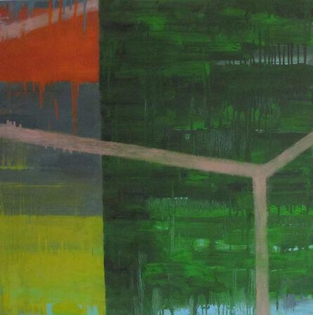 Joan Mellon, 'Flyin' High', 2015
