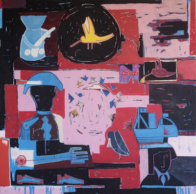 Farshad Farzankia, 'Bread and Flower', 2017