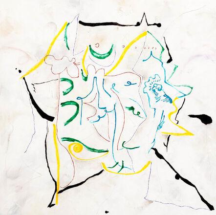John Mills, 'Shock & Awe', 2014