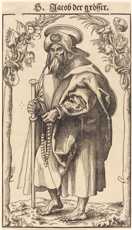 Lucas Cranach the Elder, 'Saint James the Greater'