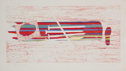 James Rosenquist, 'For Gene Swenson (State I)', 1978