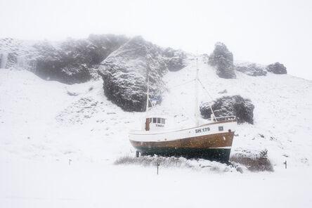 Maroesjka Lavigne, 'Boat, Snaefellsnes', 2011
