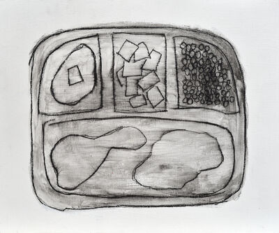 Hélène Cenedese, 'Tv Dinner'