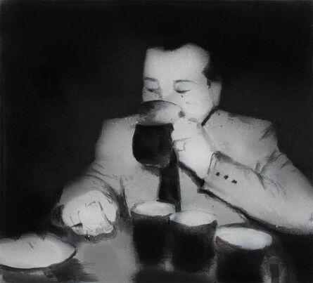 Jonathan Huxley, 'Drinker No.1', 2020