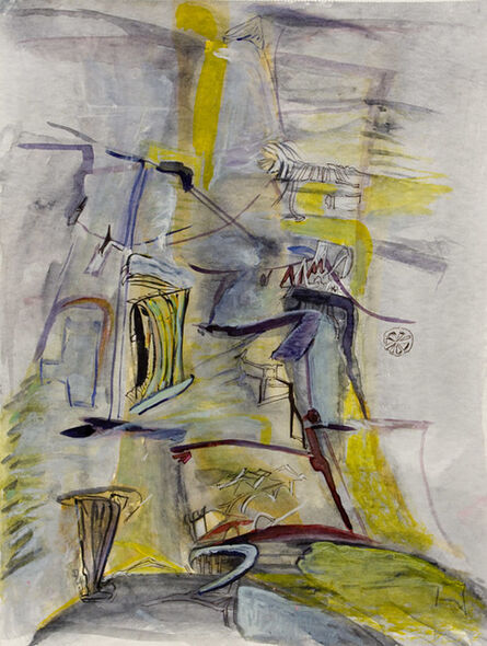 Ali Smith, 'Haze', 2009