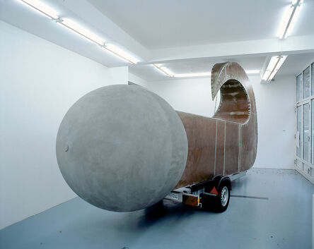 Michael Sailstorfer, 'U', 2005