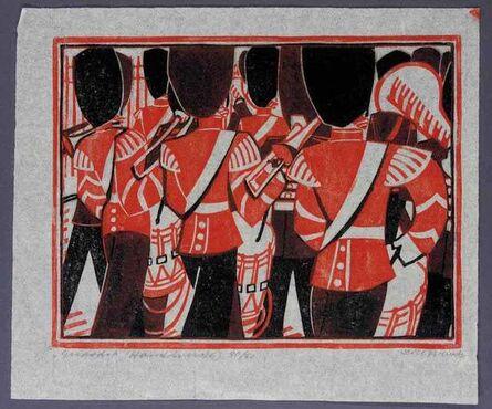 Lill Tschudi, 'Guards', 1936