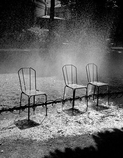 Fred Stein, 'Three Chairs (Paris)', 1937
