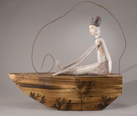 Joe Brubaker, 'The Boy on the Golden Boat', 2014