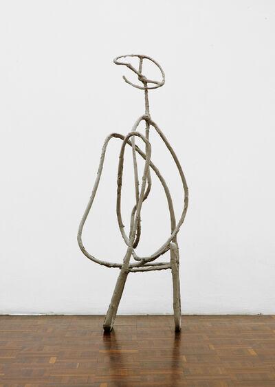 Raphael danke, 'Bharadvajasana', 2012