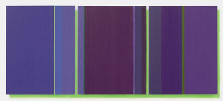 Jane Lincoln, 'Versatile Violet', 2021