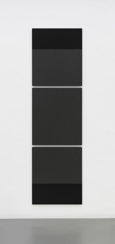 Hadi Tabatabai, 'Thread Painting 2013-3 (Triptych)', 2013