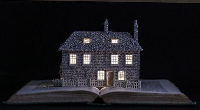 Su Blackwell, 'Jane Austen's House, Hampshire', 2017
