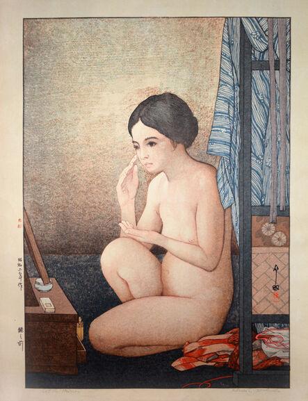 Yoshida Hiroshi, 'At the Mirror', 1927