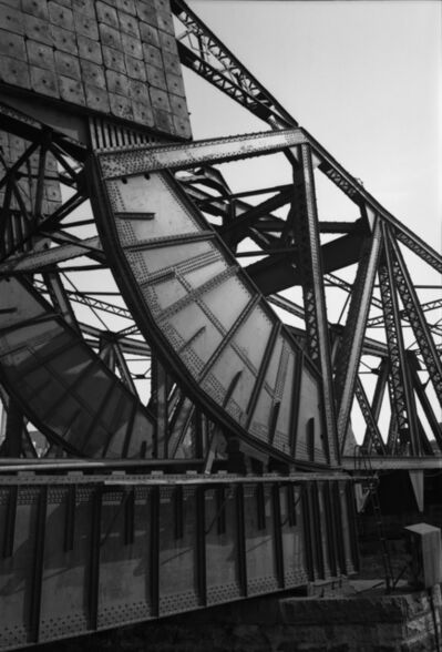 Peter Vanderwarker, 'Old Colony Railroad Bridge,1998', 1998