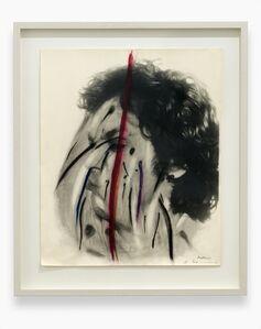 Arnulf Rainer, 'Rotstrich', 1971-73