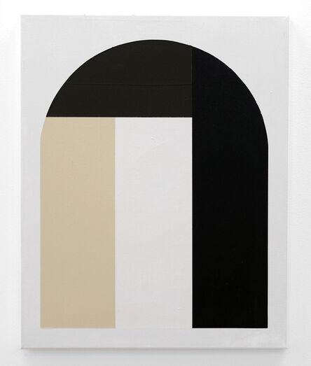 Julian Montague, 'Western Gate', 2018