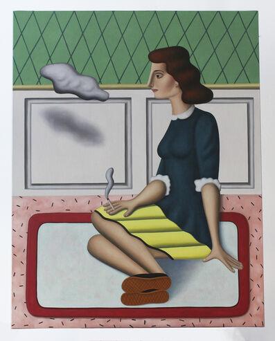 Jonathan Gardner, 'The Cloud', 2016