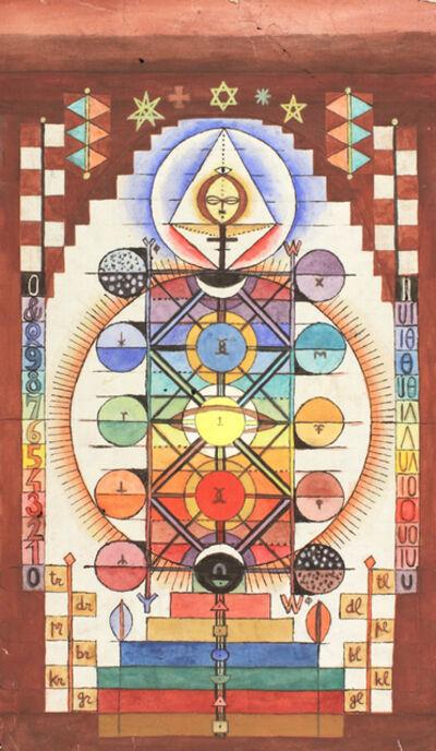 Xul Solar, 'Untitled', 1960