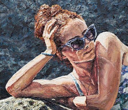 Joey Wolf, 'Ava in Sunglasses', 2017