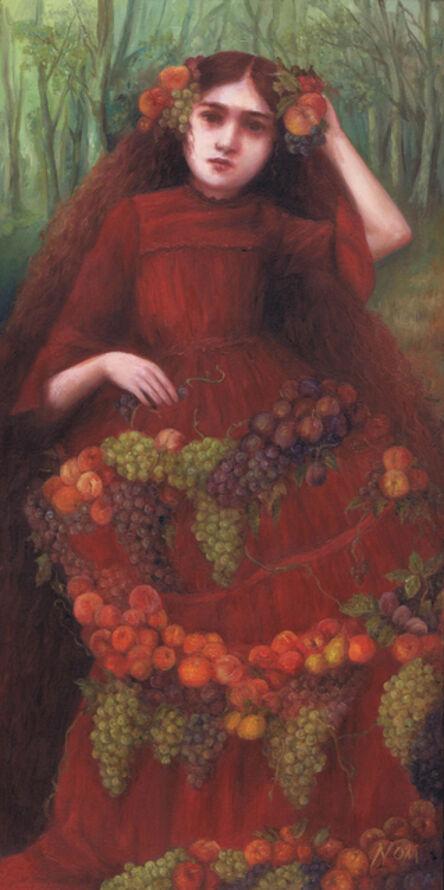 Nom Kinnear King, 'From the Vine', 2020