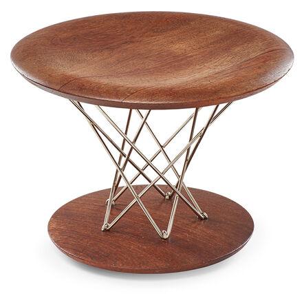 Isamu Noguchi, 'Short rocking stool (no. 85T), New York', 1950s