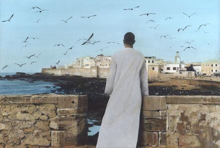 Youssef Nabil, 'Self portrait, Essaouira, 2011', 2011