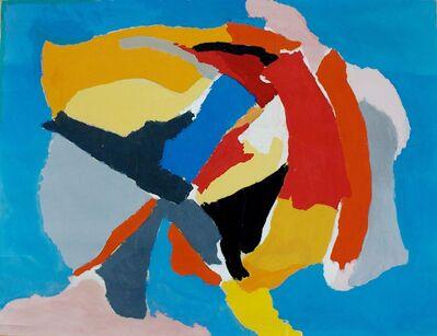 Antonio Scordia, 'Composizione Astratta', 1960-1970