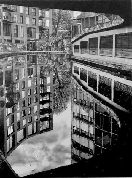 Roger Watt, 'Regents Canal', 2020