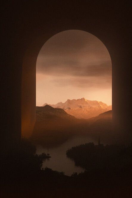 Nicolas Feldmeyer, 'Archway 2', 2020