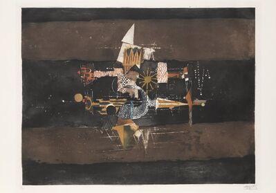 Johnny Friedlaender, 'Counterpoints I', 1977