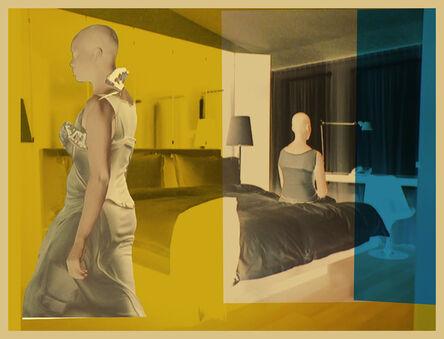Isaac Julien, 'Cyborg #4 Dawn (Radioactive series)', 2018