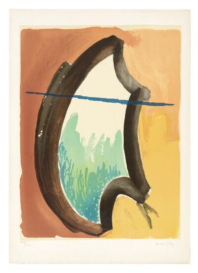 Man Ray, 'De l'Origine des especes par voie de selection irrationnelle (I)', 1971