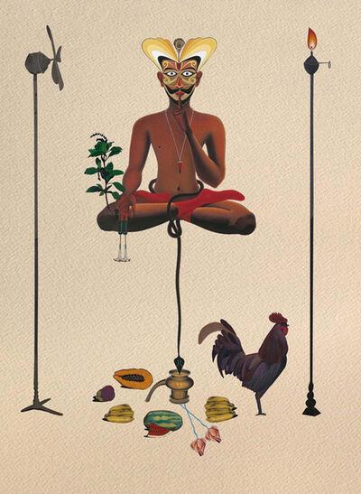 Surendran Nair, 'Alibis of the Cognates - II', 2015
