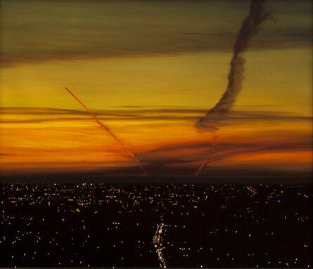 Jim Thalassoudis, 'Descent into the night', 2010