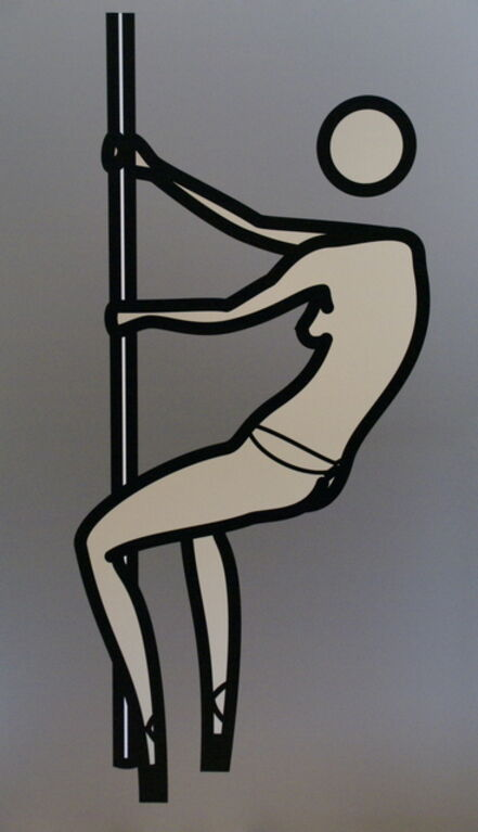 Julian Opie, 'This Is Shahnoza No. 27', 2006