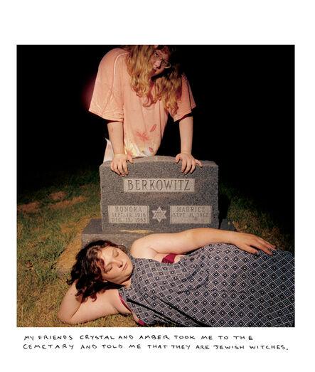 Chris Verene, 'JEWISH WITCHES I', 1997