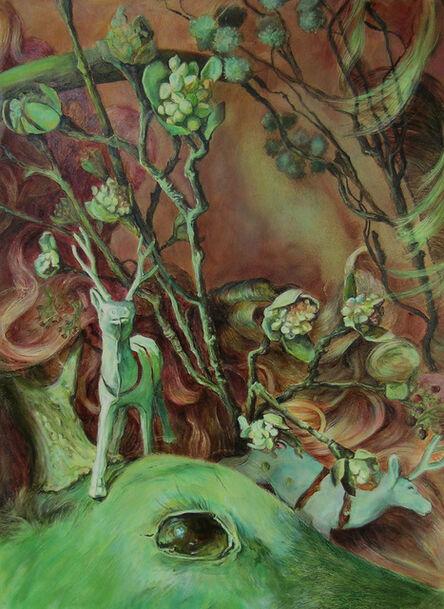 Amanda Besl, 'Primavera', 2015