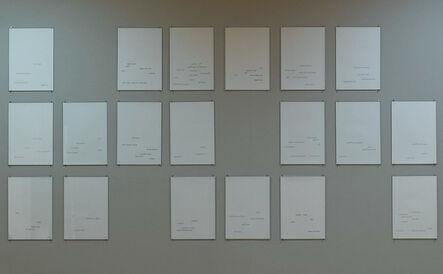 Uriel Orlow, 'The Script', 2013
