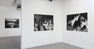 Victor Burgin, 'UK 76', 1976