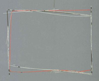 Gego, 'Dibujo Sin Papel 79/19 ', 1979