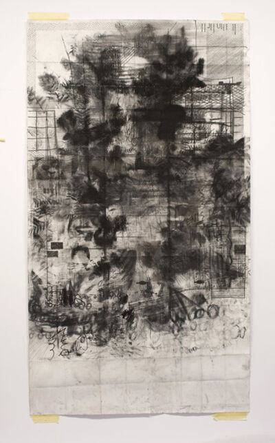 Raúl Domínguez, 'Uslos cal', 2017