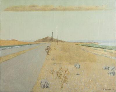 Hagop Hagopian, 'Along the Lake', 1987